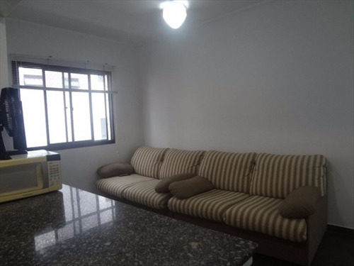 ref.: 2203 - apartamento em praia grande, no bairro boqueirao - 2 dormitórios