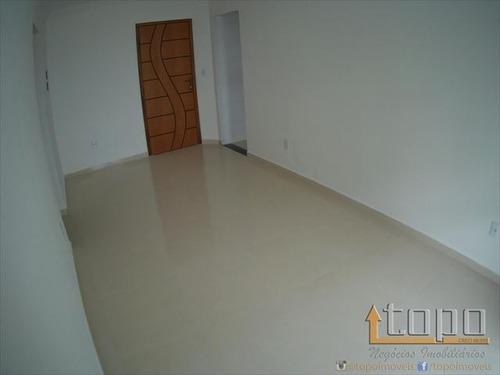 ref.: 2207 - apartamento em praia grande, no bairro florida - 2 dormitórios
