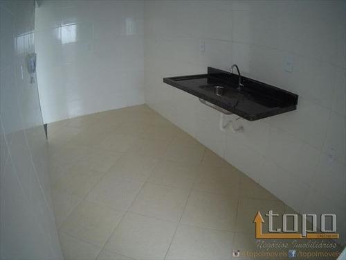ref.: 2210 - apartamento em praia grande, no bairro florida - 2 dormitórios
