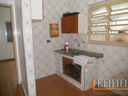 ref.: 2213 - apartamento em praia grande, no bairro guilhermina - 2 dormitórios