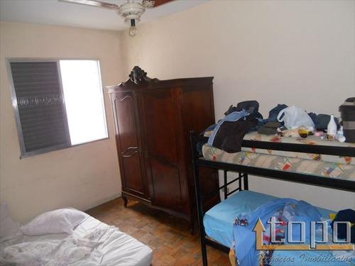 ref.: 2214 - apartamento em praia grande, no bairro guilhermina - 1 dormitórios