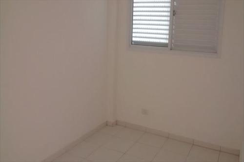 ref.: 2217 - casa condomínio fechado em praia grande, no bairro guilhermina - 2 dormitórios
