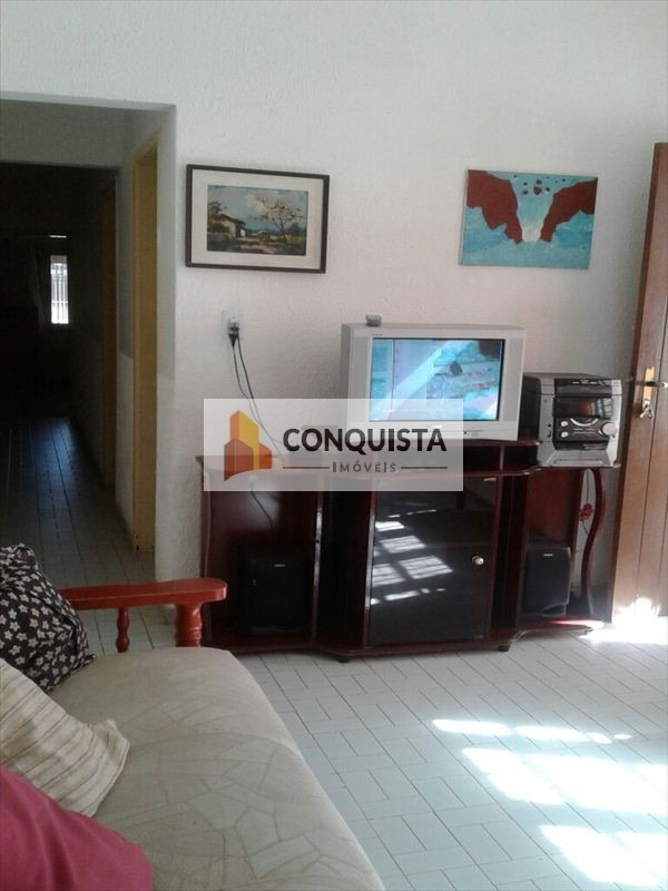 ref.: 221700 - casa em praia grande, no bairro caicara - 2 dormitórios