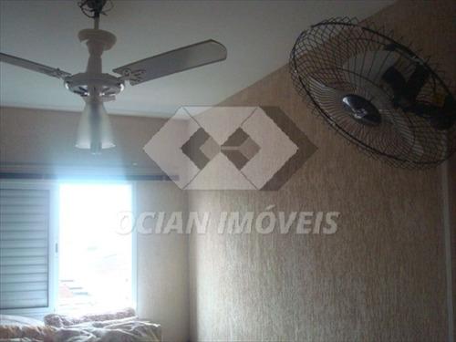 ref.: 222 - apartamento em praia grande, no bairro ocian - 2 dormitórios