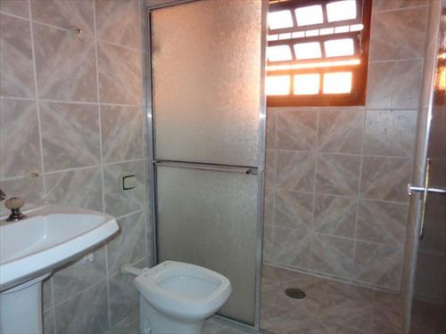 ref.: 222 - casa em praia grande, no bairro maracana - 2 dormitórios