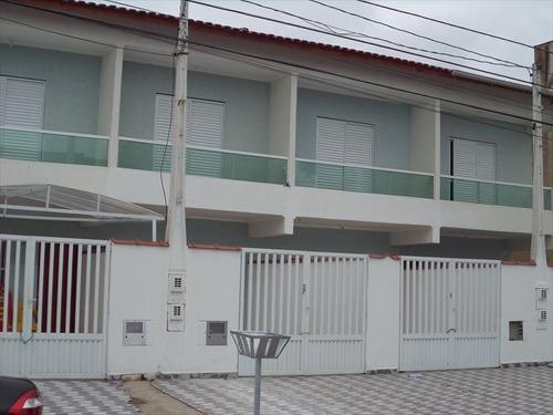 ref.: 222 - casa em praia grande, no bairro sitio do campo - 2 dormitórios