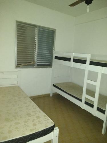 ref.: 2221 - apartamento em praia grande, no bairro guilhermina - 2 dormitórios