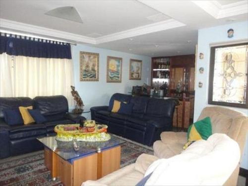 ref.: 222200 - apartamento em santos, no bairro aparecida - 3 dormitórios