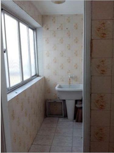 ref.: 222300 - apartamento em praia grande, no bairro boqueirao - 2 dormitórios