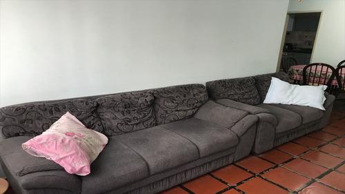 ref.: 2224 - apartamento em praia grande, no bairro vila guilhermina - 3 dormitórios