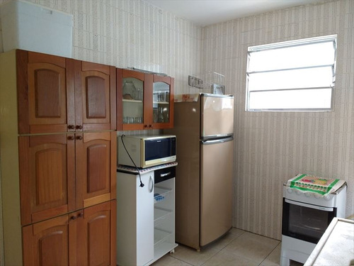 ref.: 2227 - apartamento em praia grande, no bairro guilhermina - 2 dormitórios