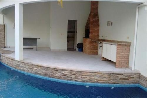 ref.: 2229 - casa condomínio fechado em praia grande, no bairro canto do forte - 3 dormitórios