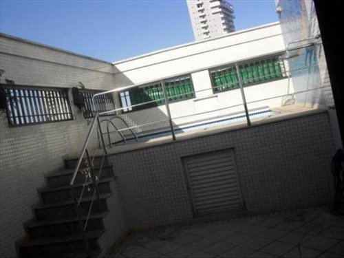 ref.: 222900 - apartamento em santos, no bairro gonzaga - 4 dormitórios