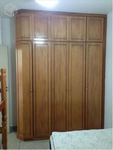 ref.: 223200 - apartamento em praia grande, no bairro boqueirao - 1 dormitórios