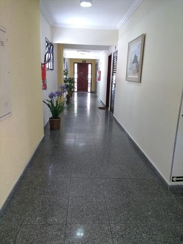 ref.: 2236 - apartamento em praia grande, no bairro guilhermina - 1 dormitórios