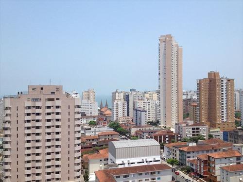 ref.: 223700 - apartamento em santos, no bairro embare - 3 dormitórios