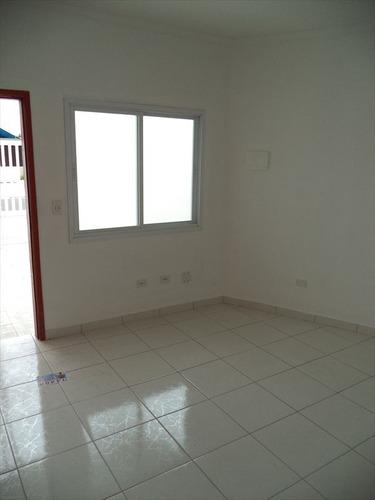ref.: 224 - casa em praia grande, no bairro sitio do campo - 2 dormitórios