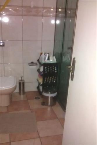 ref.: 2240 - casa condomínio fechado em praia grande, no bairro boqueirao - 2 dormitórios