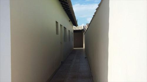 ref.: 22400 - casa em itanhaém, no bairro bal tupy - 2 dormitórios