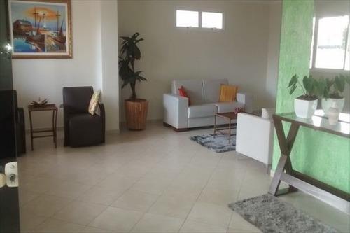 ref.: 2245 - apartamento em praia grande, no bairro guilhermina - 1 dormitórios