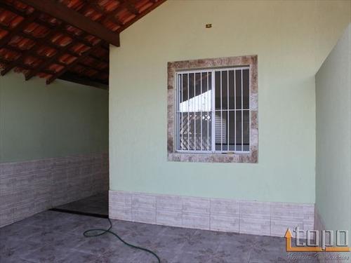 ref.: 2245 - casa em praia grande, no bairro mirim - 2 dormitórios