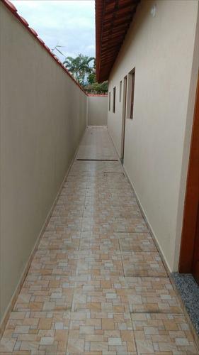 ref.: 225 - casa em itanhaém, no bairro nova itanhaém - 2 dormitórios