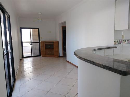ref.: 2251 - apartamento em praia grande, no bairro canto do forte - 2 dormitórios