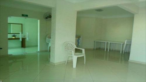 ref.: 2252 - apartamento em praia grande, no bairro guilhermina - 2 dormitórios