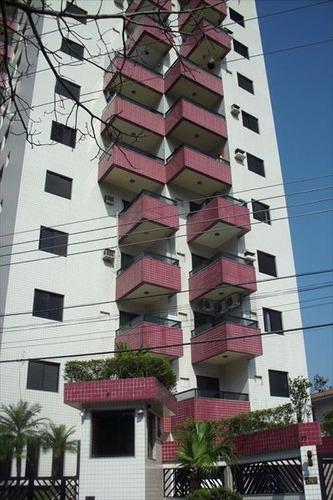 ref.: 2253 - apartamento em praia grande, no bairro boqueirao - 2 dormitórios
