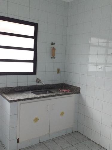 ref.: 2255 - casa condomínio fechado em praia grande, no bairro sitio do campo - 1 dormitórios