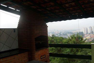 ref.: 226 - casa em taboao da serra, no bairro parque monte alegre - 3 dormitórios