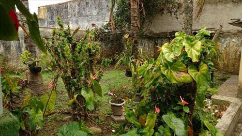 ref.: 22600 - casa em itanhaém, no bairro nova itanhaém - 2 dormitórios