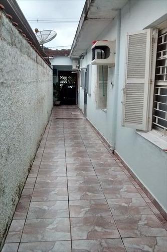 ref.: 2265 - casa em praia grande, no bairro canto do forte - 2 dormitórios