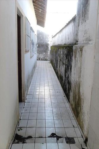 ref.: 2270 - casa em praia grande, no bairro canto do forte - 2 dormitórios