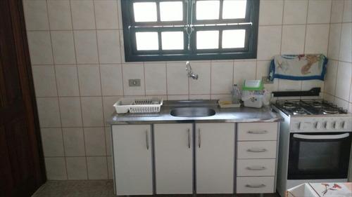 ref.: 22700 - casa em itanhaém, no bairro itapel - 2 dormitórios