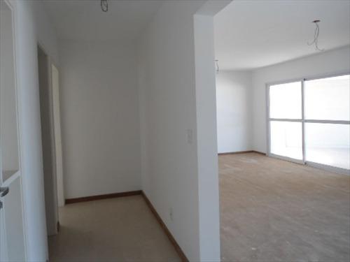ref.: 227400 - apartamento em santos, no bairro boqueirao - 4 dormitórios