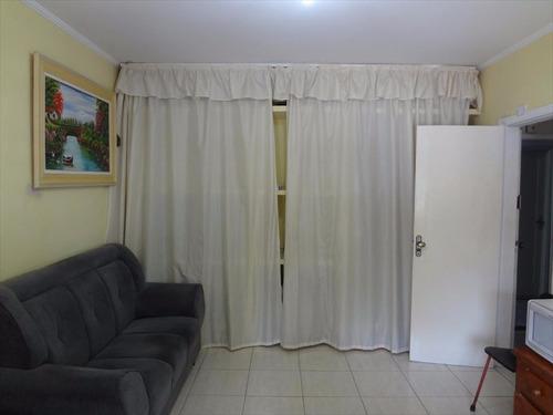 ref.: 2275 - apartamento em praia grande, no bairro boqueirao - 1 dormitórios