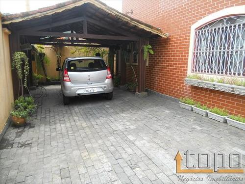 ref.: 2276 - casa em praia grande, no bairro canto do forte - 4 dormitórios