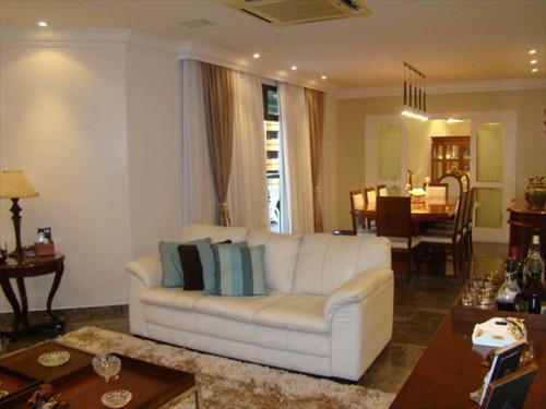 ref.: 227800 - apartamento em santos, no bairro embare - 4 dormitórios