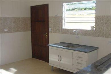ref.: 22807 - casa em mongagua, no bairro agenor de campos - 2 dormitórios