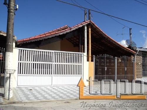 ref.: 2281 - casa em praia grande, no bairro caicara - 3 dormitórios
