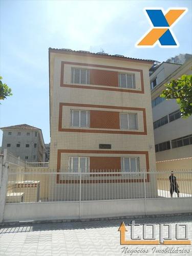 ref.: 2284 - apartamento em praia grande, no bairro guilhermina - 1 dormitórios