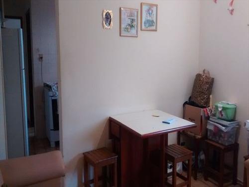 ref.: 2286 - apartamento em praia grande, no bairro guilhermina - 1 dormitórios