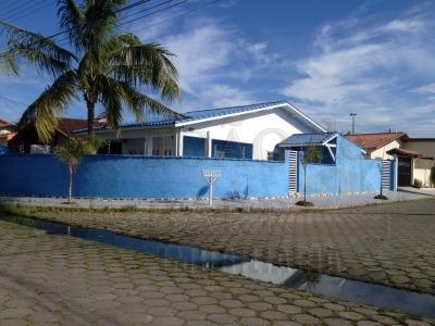 ref.: 229 - casa terrea em peruíbe  para venda - v229