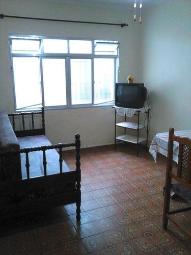 ref.: 2290 - apartamento em praia grande, no bairro canto do forte - 1 dormitórios