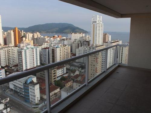 ref.: 229300 - apartamento em santos, no bairro embare - 3 dormitórios
