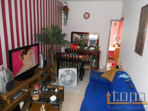 ref.: 2294 - apartamento em praia grande, no bairro boqueirao - 2 dormitórios