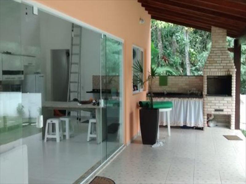 ref.: 23 - casa condomínio fechado em bertioga, no bairro guaratuba costa do sol - 3 dormitórios