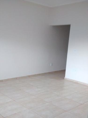 ref.: 23 - casa em praia grande, no bairro boqueirao - 2 dormitórios