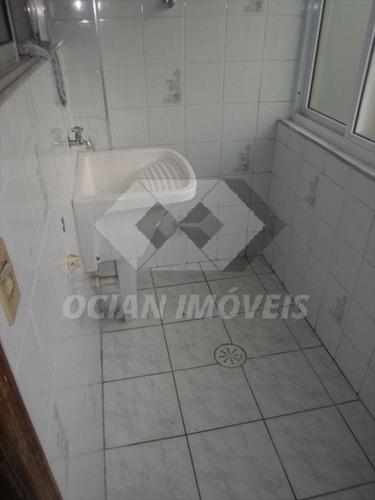 ref.: 230 - apartamento em praia grande, no bairro ocian - 2 dormitórios